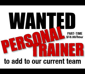 Personal Trainer Wanted for Lisa's Personal Training in Ashland, New Hampshire
