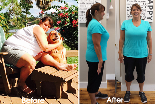 Success story at Lisa's Personal Training