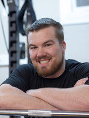 Dustin Diedrich Certified Strength and Conditioning Specialist